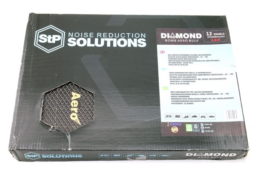 STP Diamond Bomb Aero Bulk Pack