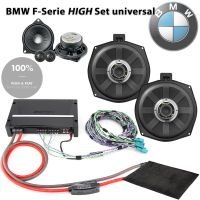 Eton BMW F-Serie HIGH universal Soundsystem