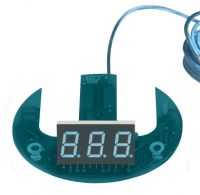 Audison Connection BCA DGT digitales Voltmeter