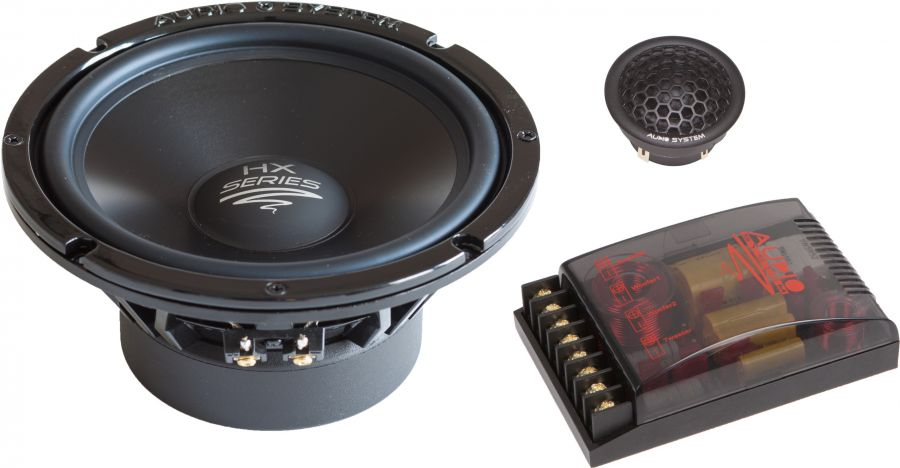 Audio System HX 165 DUST EVO