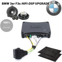 BMW 3er F3x HIFI DSP Upgrade