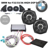 Eton BMW 4er F32/33/36 HIGH-DSP Soundsystem