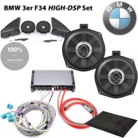 Eton BMW 3er GT F34 HIGH-DSP Soundsystem