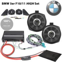 Eton BMW 5er F10/11 High Soundsystem