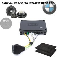 BMW 4er F32/33/36 HIFI DSP Upgrade