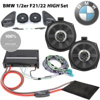 Eton BMW 1er 2er F21/22 HIGH Soundsystem