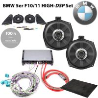 Eton BMW 5er F10/11 High-DSP Soundsystem