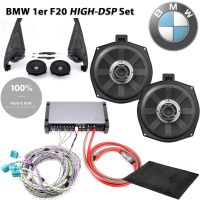 Eton BMW 1er F20 HIGH-DSP Soundsystem