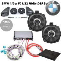 Eton BMW 1er 2er F21/22 HIGH DSP Soundsystem