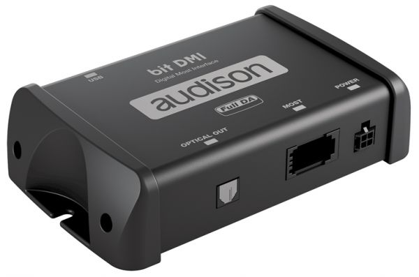 Audison DMI Digitales Most-Bus Interface