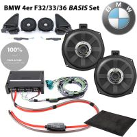 Eton BMW 4er F32/33/36 BASIS Soundsystem
