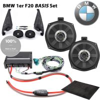 Eton BMW 1er F20 BASIS Soundsystem