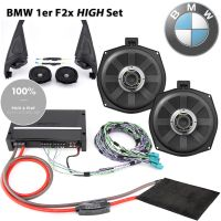 Eton BMW 1er F20 HIGH Soundsystem