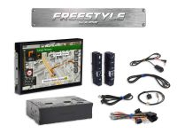 Alpine X902D-F Freestyle universal Navigation