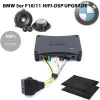 BMW 5er F10/11 HIFI DSP Upgrade