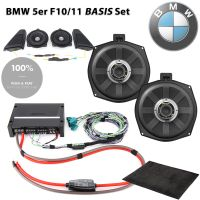 Eton BMW 5er F10/11 Basis Soundsystem