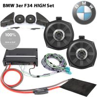 Eton BMW 3er GT F34 HIGH Soundsystem