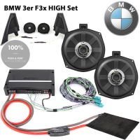 Eton BMW 3er F3x HIGH Soundsystem