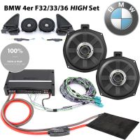 Eton BMW 4er F32/33/36 HIGH Soundsystem