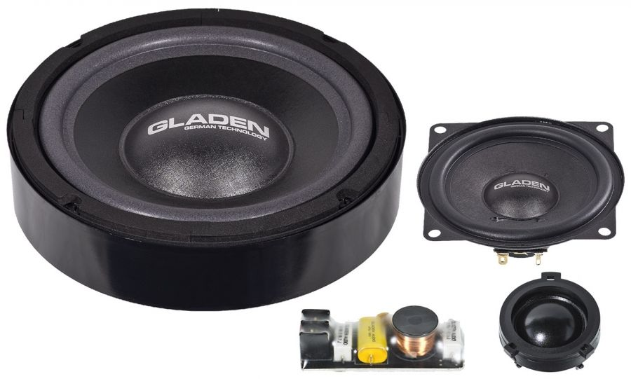Gladen One 200 VW Golf 5